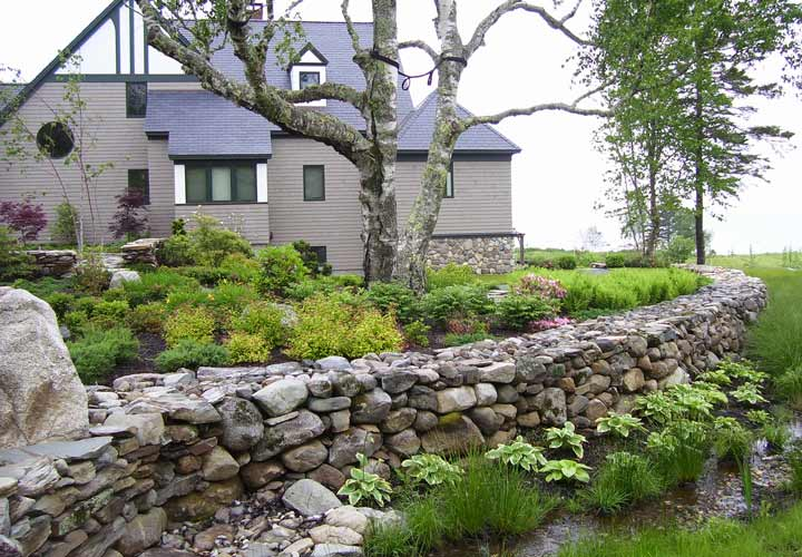 Gallery Of Stonework Projects Created By D L Furrow